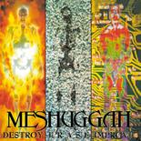 MESHUGGAH - Destroy erase improve - RELOADED