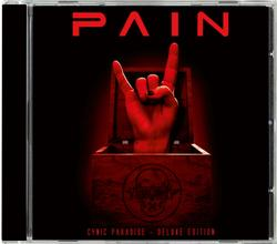 PAIN - Cynic paradise DELUXE