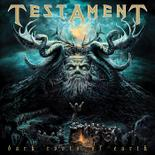 TESTAMENT - Dark roots of earth SPLATTER VINYL