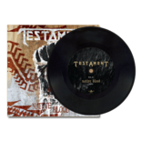 TESTAMENT - Native blood BLACK VINYL