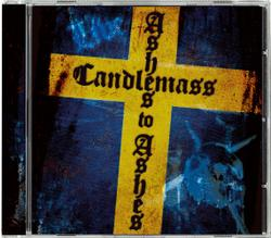CANDLEMASS - Ashes To Ashes (CD/DVD)