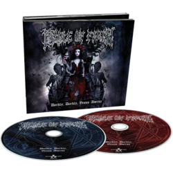 CRADLE OF FILTH - Darkly, Darkly Venus Aversa (Deluxe 2CD Digipak)