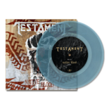 TESTAMENT - Native Blood 7inch (Aqua Blue)