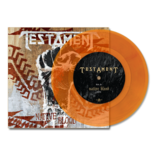 TESTAMENT - Native Blood 7inch (Orange)