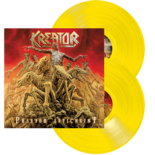 KREATOR - Phantom Antichrist YELLOW VINYL (Import)