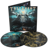 TESTAMENT - Dark Roots Of Earth (PIC DISC)