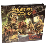 MUNICIPAL WASTE - The Fatal Feast (Deluxe Digi)