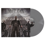 IMMOLATION - Kingdom Of Conspiracy (Grey LP)