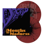 ORCHID - Mouths Of Madness (Etched Oxblood & Black 2LP)