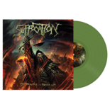SUFFOCATION - Pinnacle of Bedlam (Olive Green LP)