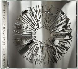 CARCASS - Surgical Steel (Jewelcase)