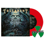 TESTAMENT - Animal Magnetism / Powerslave RED VINYL (Import)