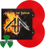 ASHES OF ARES - Ashes Of Ares RED VINYL (Import)