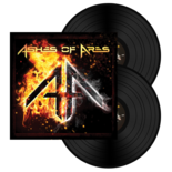 ASHES OF ARES - Ashes Of Ares BLACK VINYL (Import)