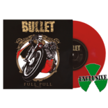 BULLET - Full pull RED VINYL (Import)