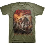 KREATOR - Dying Alive (Green Shirt)