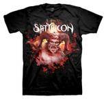 SATYRICON - Satyricon (Black Shirt)