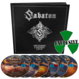 SABATON - Swedish Empire Live EARBOOK DELUXE (Import)