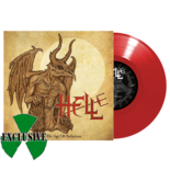 HELL - The Age Of Nefarious RED VINYL (Import)