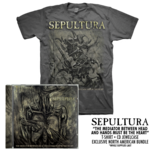 SEPULTURA - Mediator Between Head and Hands...Jewelcase Bundle