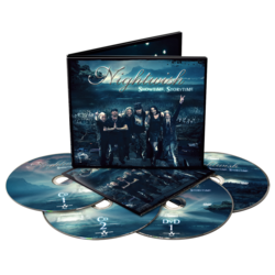 NIGHTWISH - Showtime, Storytime (2CD / 2DVD)