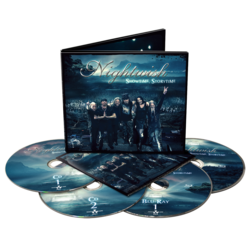 NIGHTWISH - Showtime, Storytime (2CD / 2 BluRay)