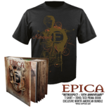 EPICA - Retrospect - 10th Anv.(T-Shirt Prima Book Bundle)
