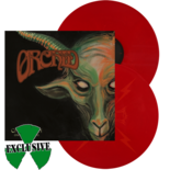 ORCHID - Capricorn (The zodiac...) RED VINYL (Import)