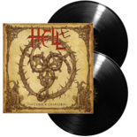 HELL - Curse and chapter BLACK VINYL (Import)