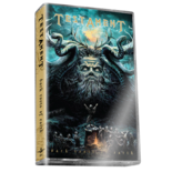 TESTAMENT - Dark Roots Of Earth (Clear Cassette Tape)