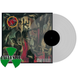 SLAYER - Reign In Blood (Ltd. Edt. Clear Vinyl)