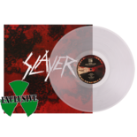 SLAYER - World Painted Blood (Ltd. Edt. Clear Vinyl)
