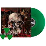 SLAYER - South Of Heaven (Ltd. Edt. Green Vinyl - Import)