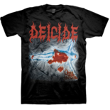 DEICIDE - Once Upon A Cross Cover