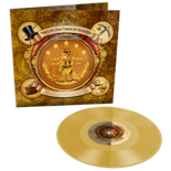 TUOMAS HOLOPAINEN - A Lifetime Of Adventure GOLD VINYL (Import)