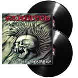 THE EXPLOITED - Beat the bastards DELUXE BLACK VINYL (Import)