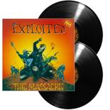 THE EXPLOITED - The massacre DELUXE BLACK VINYL (Import)