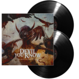 DEVIL YOU KNOW - The Beauty Of Destruction BLACK VINYL (Import)