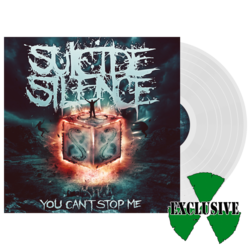 SUICIDE SILENCE - You Can't Stop Me (White Vinyl)