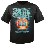 SUICIDE SILENCE - You Can't Stop Me T-Shirt