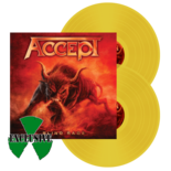 ACCEPT - Blind Rage (YELLOW VINYL)