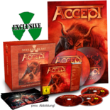 ACCEPT - Blind Rage MAIL ORDER EDITION Import