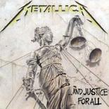 METALLICA - And Justice for All  BLACK VINYL