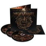 MESHUGGAH - The Ophidian Trek (2CD/DVD)