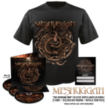 MESHUGGAH - The Ophidian Trek (2CD/BluRay+  T-Shirt)