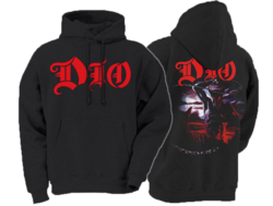 DIO - Holy Diver Pullover Hoodie