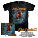 BLIND GUARDIAN - Beyond the Red Mirror (T-Shirt+CD+Keychain Bundle)