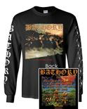 BATHORY - Blood, Fire, Death (Long Sleeve)