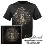 NIGHTWISH - Endless Forms Most Beautiful (CD + T-Shirt Bundle)