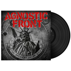 AGNOSTIC FRONT - The American Dream Died (Black LP)